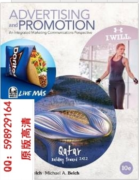 [Test Bank]Advertising and Promotion: An Integrated Marketing(China (Mainland))