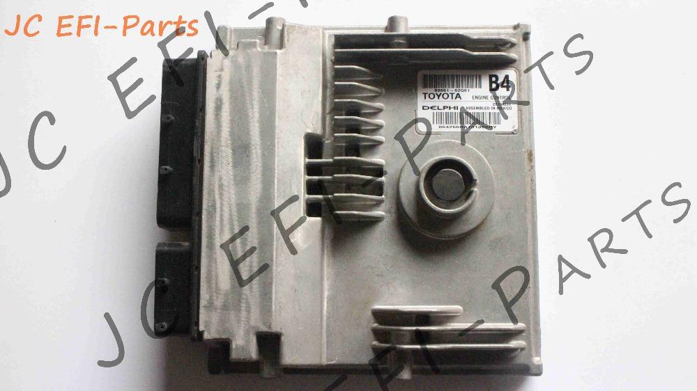 89661-02Q61 ENGINE CONTROL MODULE UNIT ECU ECM For 2011 Toyota Corolla(China (Mainland))