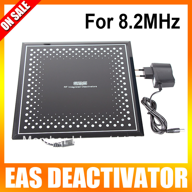 EAS Deactivator For 8.2Mhz Soft Label Electronic Article EAS RF Deactivator(China (Mainland))