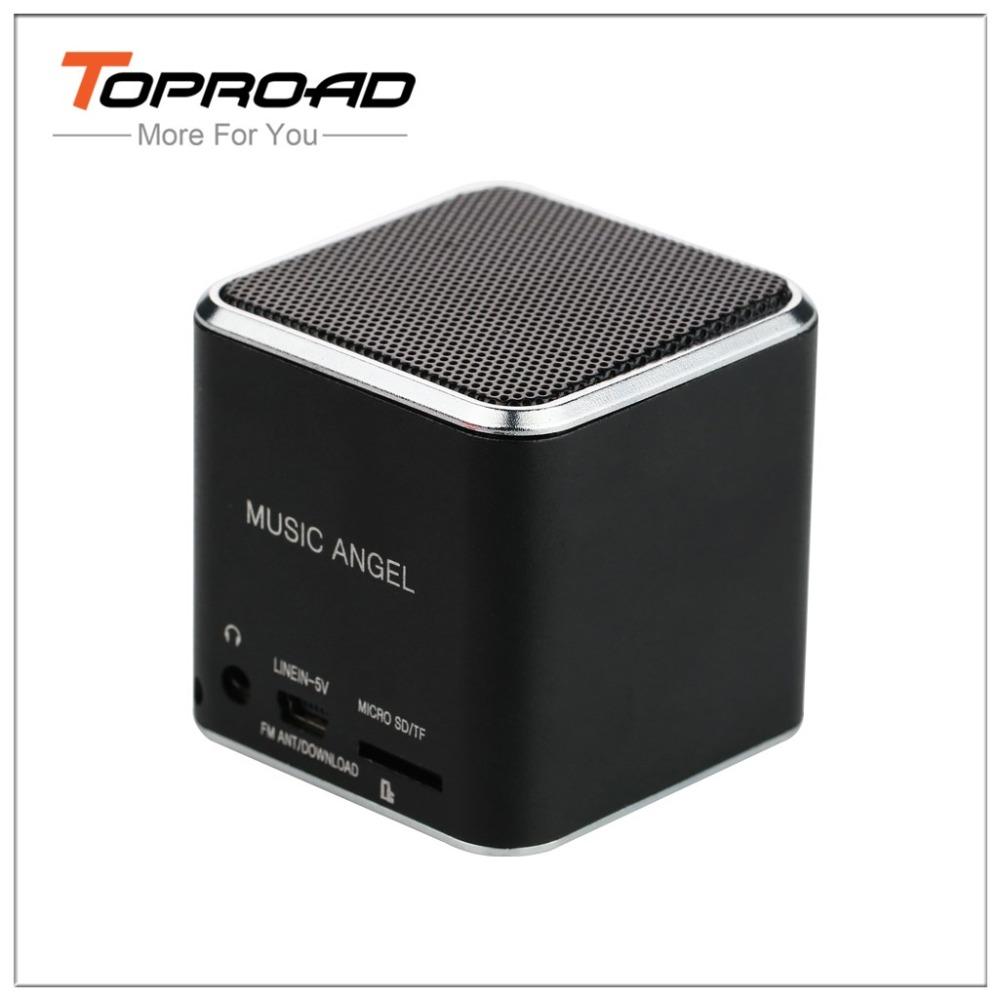 Mini Music Angel Speaker Altavoz Wireless Music Surround Sound Boombox Support FM TF Caixa de Som for Phone Computer(China (Mainland))