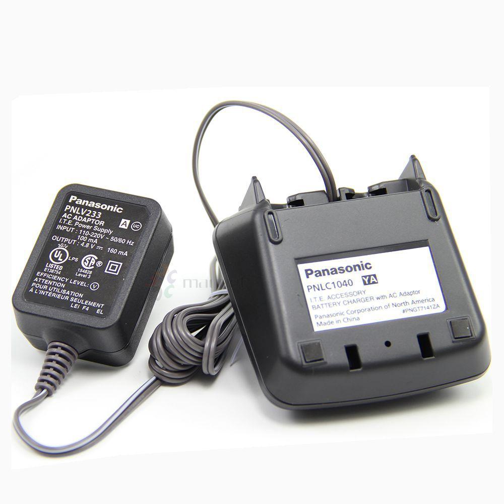New Us Plug Power Adapter For Panasonic Cordless Telephone