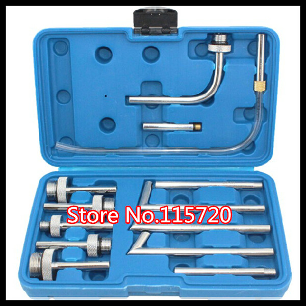 13pc TRANSMISSION filling system adaptor OIL FILLING FILLER TOOL for VW Audi(China (Mainland))
