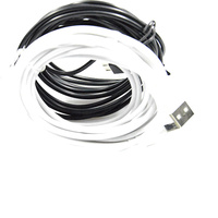 2M 3M Micro USB Data Sync Charging Cable For Samsung Galaxy S2 S3 S4 For HTC for Sony For LG Android Smart Phone tablet PC