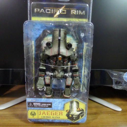 Gallery photos and information: jaeger pacific rim cherno alpha