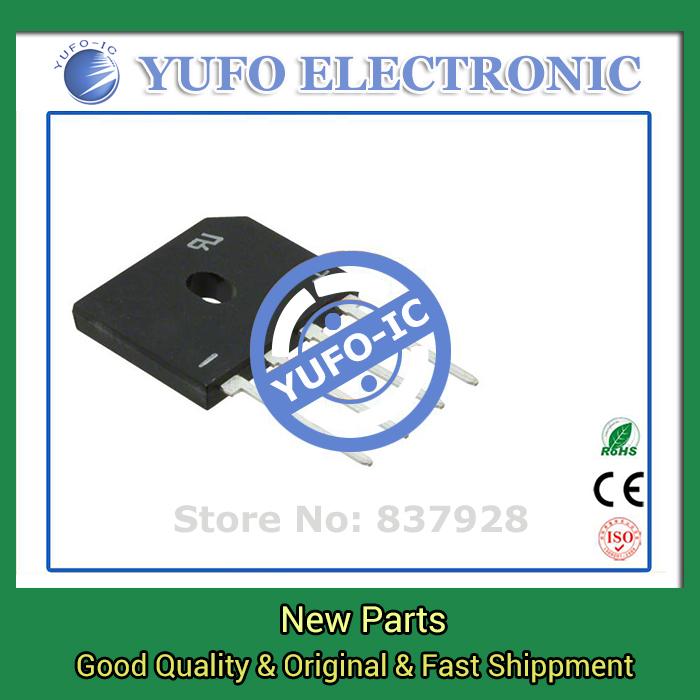 Free Shipping 10PCS GBU4D-E3 / 51 Original authentic [DIODE GPP 1PH 4A 200V GPP GBU]  (YF1115D)