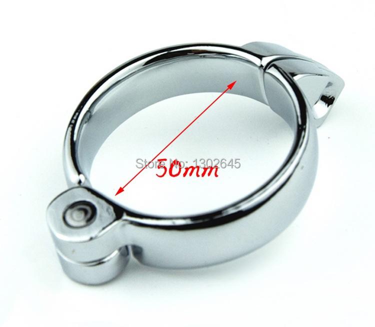 Новый нержавеющей стали пояс целомудрия кольцо крана для целомудрие ремесла, мужской целомудрие металлическое устройство петух клетка части кольцо застежка