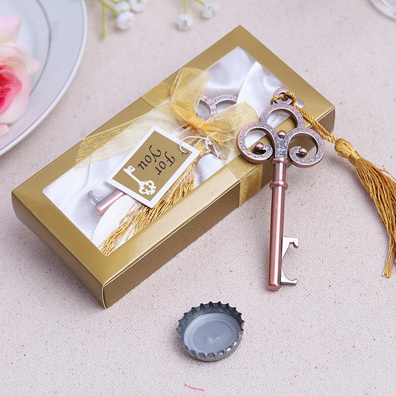 free shipping vintage skeleton key bottle opener wedding. Black Bedroom Furniture Sets. Home Design Ideas