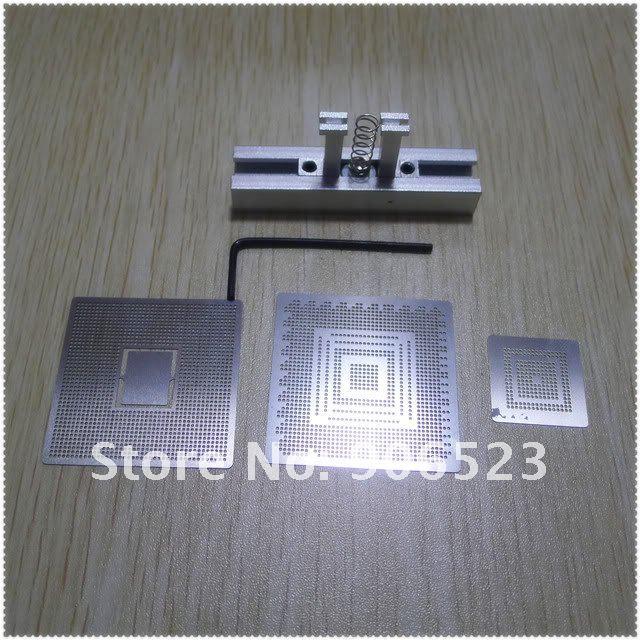 Free shipping PS3 play station 3 CPU GPU reballing holder jig BGA reballing kit(China (Mainland))
