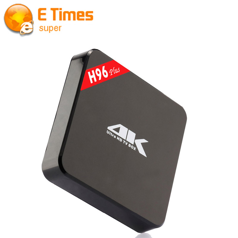 2016 H96 Plus TV Box S905 Android 5.1 4K Quad Core 2GB/16GB 2.4G/5GHz Dual WIFI HDMI Bluetooth KODI Media Player VS MX Pro(China (Mainland))