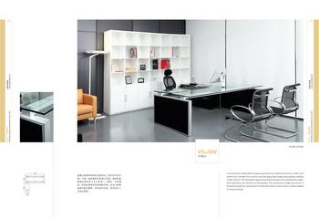 Office Furniture Office Desks modern desk melamine desk