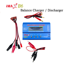 IMAX B6 MINI 80W Balance Batteries Charger Discharger Lipo NiMh Li-ion Ni-Cd For RC Helicopter Battery Charging Re-peak Mode