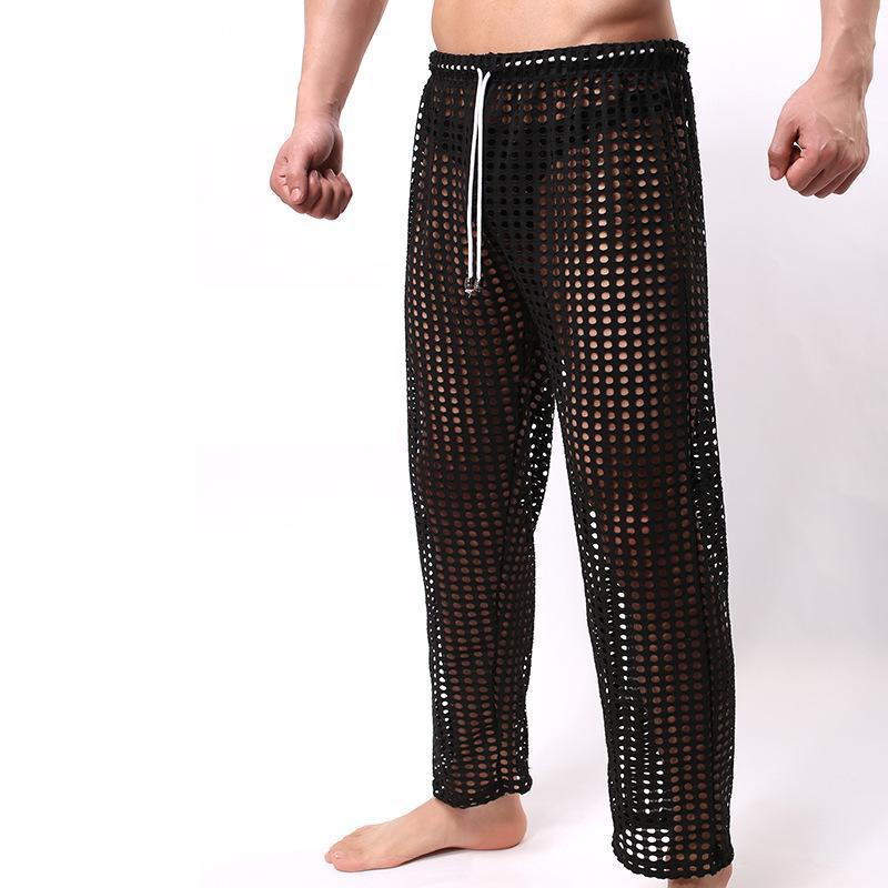 эротическая пижама брюки-уэ2
