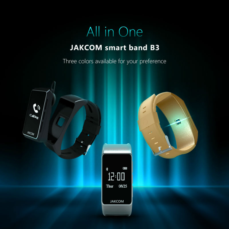 Jakcom B3 Smart Band New Product Of Earphones As Wireless Headphone Bluetooth Headset Headphones Awei Headphone For  For Games