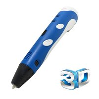 3D Printing Pen For 3D Drawing And Doodling With 3 Loops Of ABS Filament Myriwell 3D Pen/3D Printing Pen