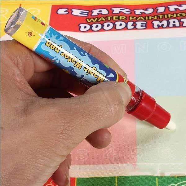 CrowPoint Water Drawing Painting Writing Board Aquadoodle Mat Doodle Pen(China (Mainland))