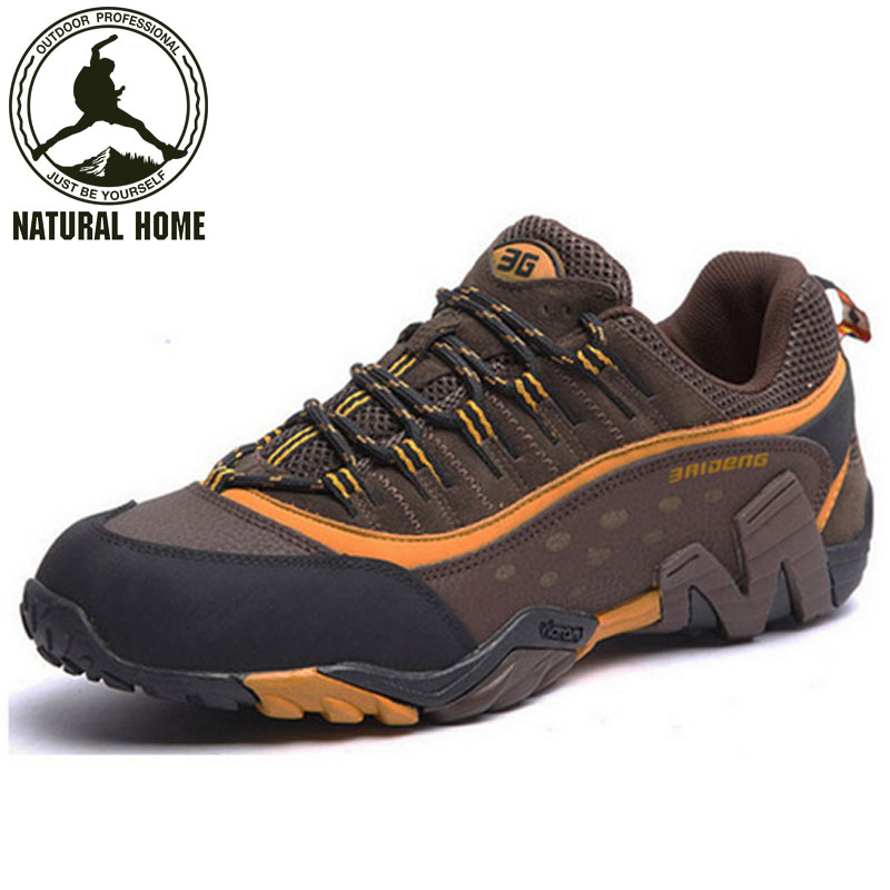 [NaturalHome] Brand 2016 Designer Athletic Shoes Hiking Shoes Boots Men Women Outdoor Sports Mens Trekking Shoes Botas(China (Mainland))