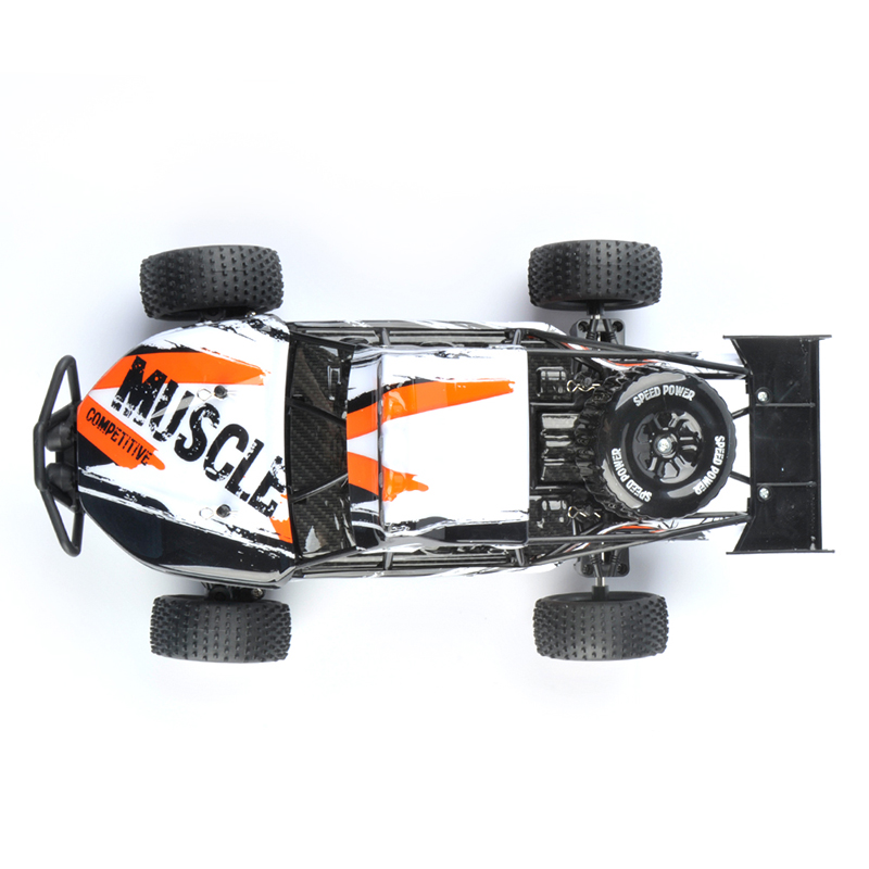 Electrotops ET03B 1:18 2.4Ghz 4WD Speed Radio Control Electric RC Car RTR(China (Mainland))
