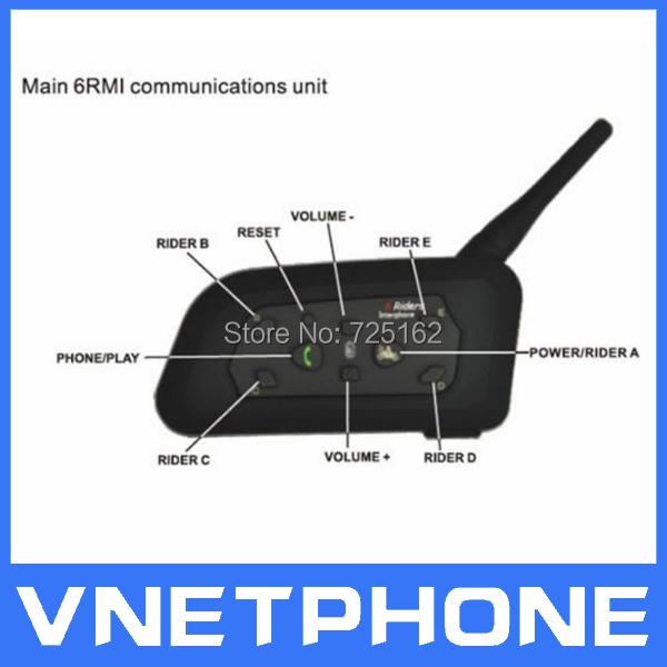 Гарнитура для шлема bluetooth interphone vnetphone v6/1200 interfone bluetooth гарнитура для шлема vnetphone 6pcs bt 1200 interphone bluetooth 6