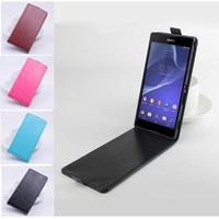 New items 100% Special Case PU Leather Vertical Flip Up and Down Cover For Nokia 515 / Dual SIM Lumia 515 N515 4 Colors In Stock
