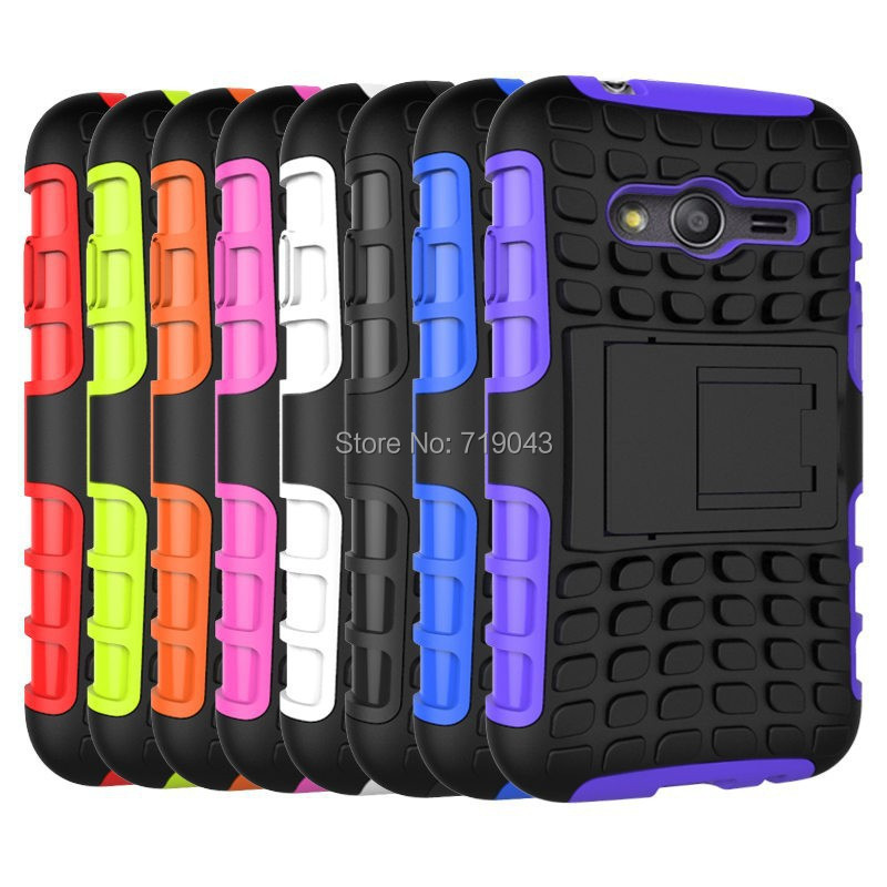 Hot hybrid case samsung galaxy ace 4 g357 sm-g357f g313h g313ml g313m lite original tpu silicone protective cover - March_e-store store