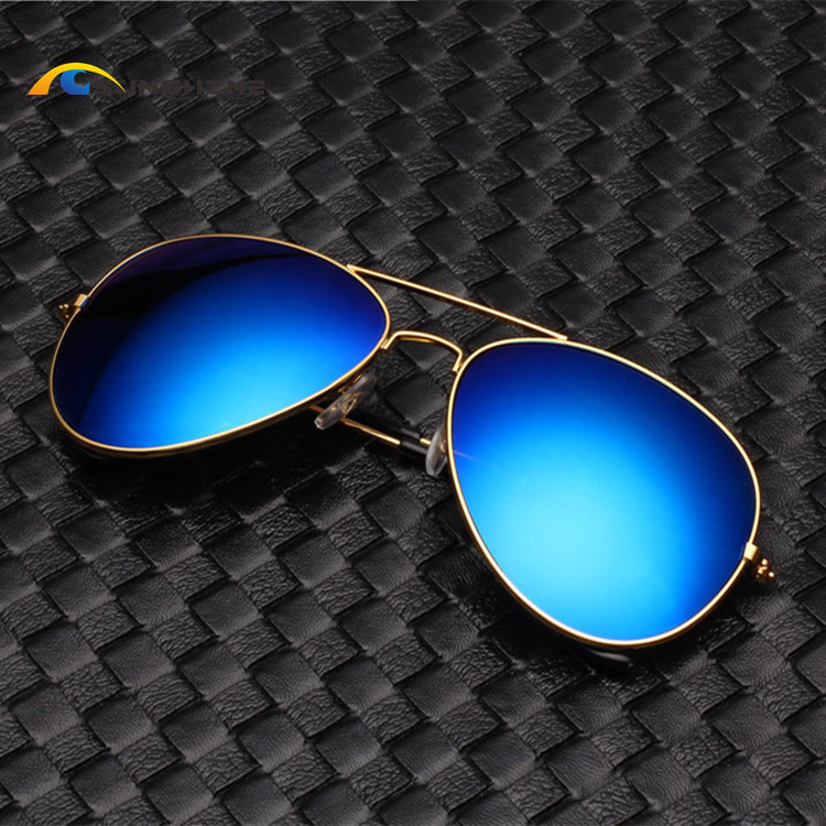 2016 Fashion Vintage Eyeglasses Women Mirror Lenses Toad Sunglasses Eyewear UV 400 Protection Optical Fashion Sunglasses Male