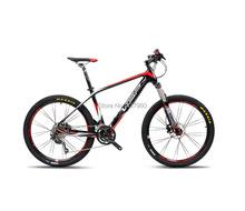 2015  carbon fiber mountain bike 27speed Shiman0 mountain bike bicycle fork oil disc brakes gas ultralight carbon fiber frame(China (Mainland))