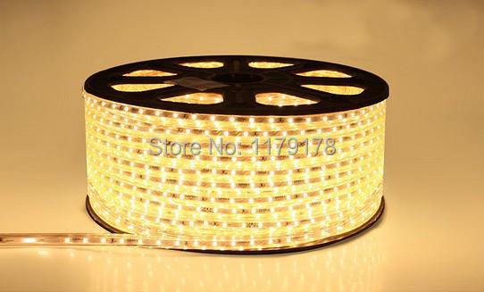 15m/lot High Brightness Epistar Silicon waterproof IP68  12V SMD 5050 led flexible strip light cold white/warm white LED strip<br><br>Aliexpress