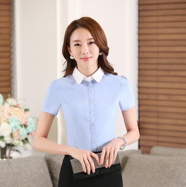 Camicia da lavoro blu acquista a poco prezzo camicia da for Ufficio sinistri t shirt