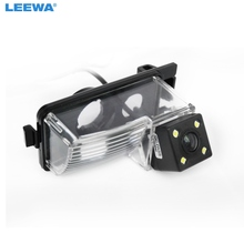 Buy HD Car Rear View Camera With LED Lights For Nissan Tiida/Livina/Geniss/Versa HB/GT-R Reverse Camera #CA4032 for $11.22 in AliExpress store
