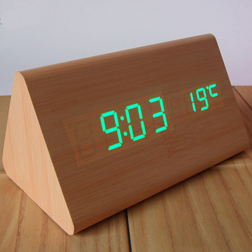 Factory Sale Cheap Digital LED Projector Alarm Clock Mini Desktop Multi-function Weather Station,electronic display home decor(China (Mainland))