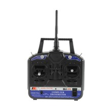 FLY SKY 2.4G FS-CT6B 6 CH Channel Radio Model RC Transmitter Receiver Control S405(China (Mainland))