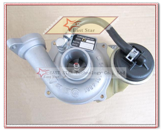 KP35 54359880009 54359700007 Turbocharger Turbo For FORD Fiesta CITROEN C2 C3 1.4HDI MAZDA 2 PEUGEOT 206 307 DV4TD 1.4L 70HP (6)
