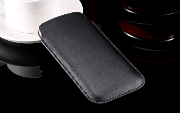 2015 Fashion For Leagoo Elite 2 Leather phone bags cases 13 colors Pouch Case Bag Cell Phone Accessories(China (Mainland))