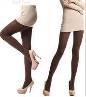 новые моды к 2015 году девушка женщин в непрозрачные колготки Колготки 100d яркие конфеты цвет