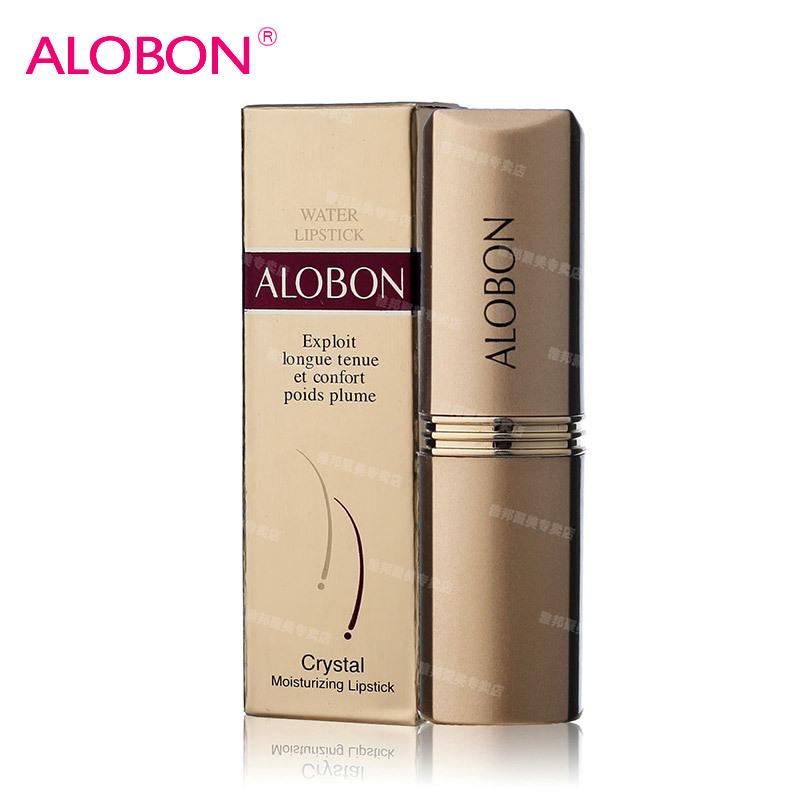 ALOBON Hot Selling Sleek Glossy Lip Rouge Easy To Wear waterproof Lipstick 36 Colors Women Beauty maquiagem makeup make up(China (Mainland))