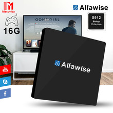 Buy Mesuvida Alfawise S92 BT 4.0 TV Box Android 6.0 Amlogic S912 Octa-core VP9-10 H.265 Decoder Set Top Box 2.4G+5.8G Dual Band Wifi for $59.99 in AliExpress store