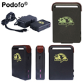 Real time GPS mould GSM GPRS Car GPS Tracker TK102 Quad Band with Two Battery Vehicle