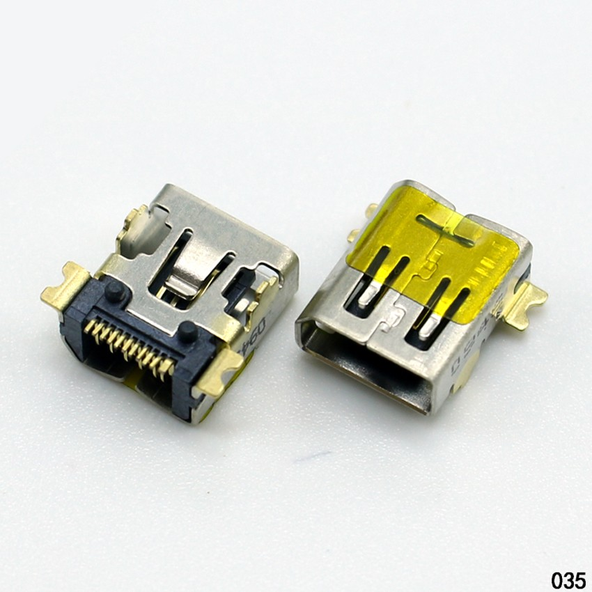 1X Mini USB Jack Female Connector 11 Pin SMT for HTC S900 Product HOT Sale HIGH Quality(China (Mainland))