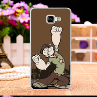 Printing Case For Samsung Galaxy A3(2016) SM-A310 A310 A3100 A310F 4.7'' Beautiful Vintage Chinese Style Clear Case Back Cover