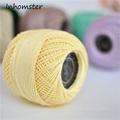 200g 4pcs lot Yarn 100 Cotton Crochet Thread And Skincare Velvet Silk Cotton Thick Hand Knitting