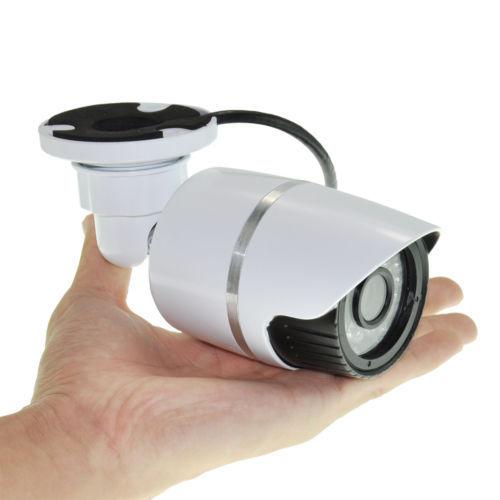 Гаджет  Set CCTV IR 1080*720P 1.0MP HD P2P Outdoor Onvif Network Security IP Camera IP66 None Безопасность и защита