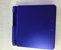 blue color Full Housing Shell Case Cover Replacement for Nintendo GBA SP Gameboy Advance SP white blue color