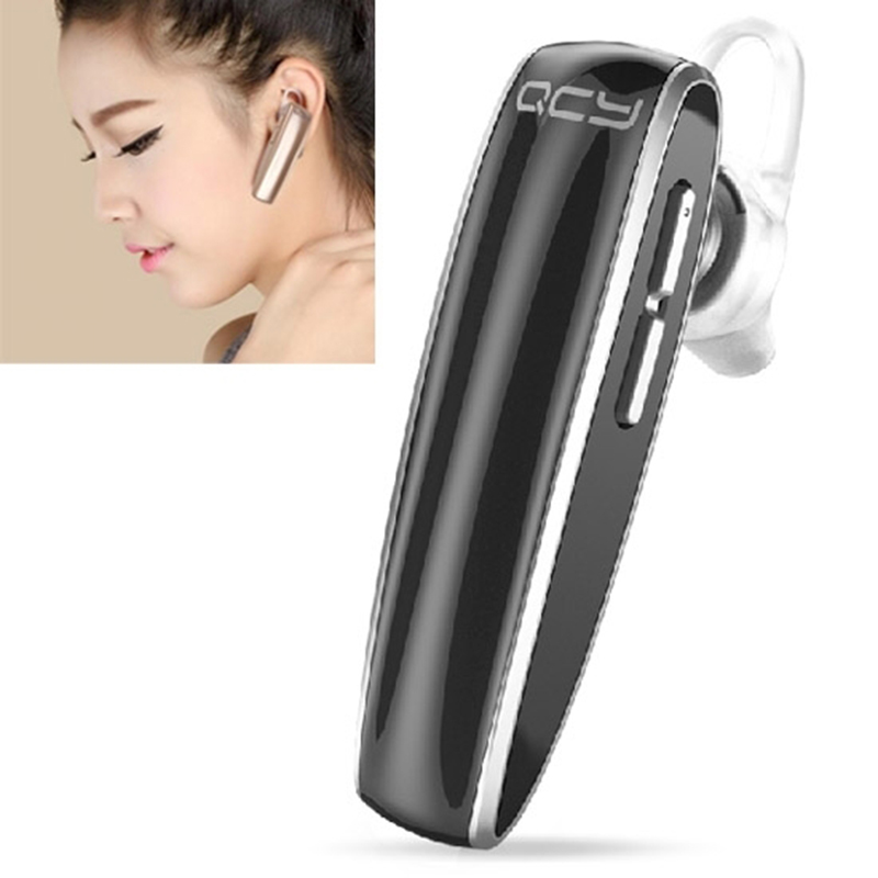 QCY Q13 Wireless Stereo Music Bluetooth 4.0 Headset Earphone Mini Headphone Mic for iPhone 5S 5C/ Samsung/ HTC/ Huawei Cellphone<br><br>Aliexpress