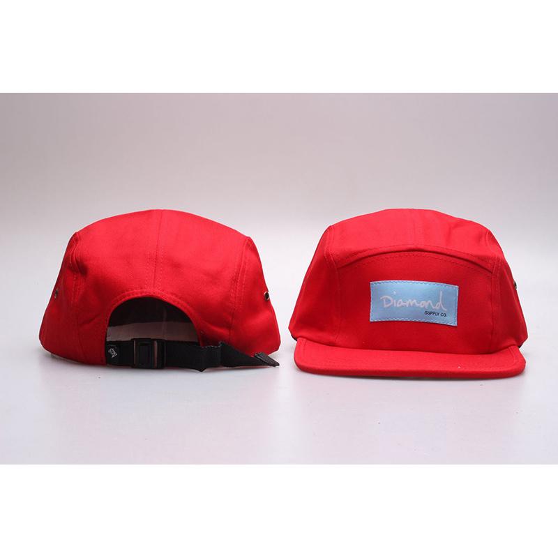 New 5 Panel Diamond Snapback Caps Hats Hip Hop Adjustable Flat Brimmed Hat Visor casquette gorras planas bone aba reta tocaBA502(China (Mainland))