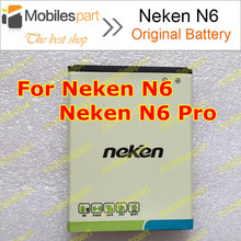 Neken N6 Battery 100% Original 2000mAh Backup Battery replacment for Neken N6/Neken N6 Pro Smartphone In Stock Free Shipping