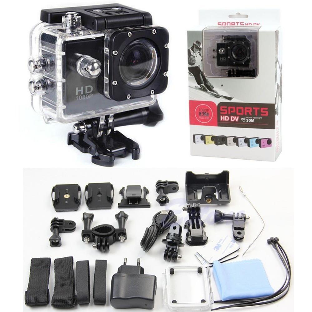 F98 2016  newestNew SJ4000 Waterproof DV 720P Full HD Action Sports Video Camera Camcorderfree shipping<br><br>Aliexpress