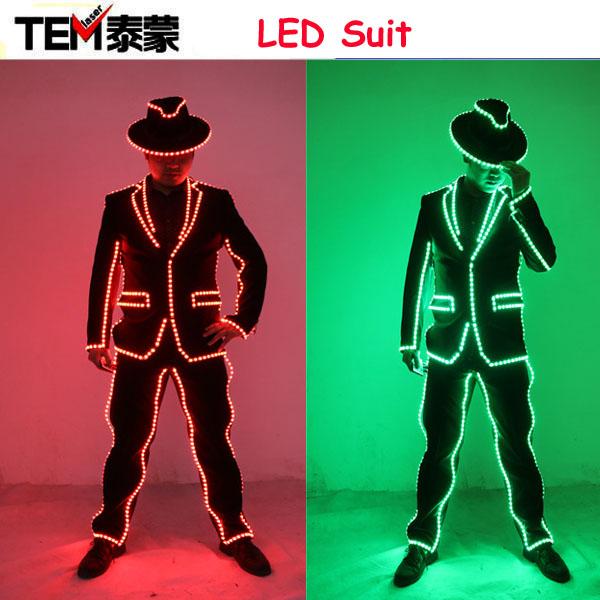 Как сделать самому светящиеся костюмы