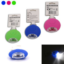New Mini LED Torch Light Key Finder Locator Keys Chain Keychain Waterproof Lights CLH@8(China (Mainland))