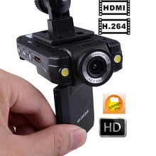 K2000 1080P Full HD camera 2″ met Night Vision, WDR en G-sensor