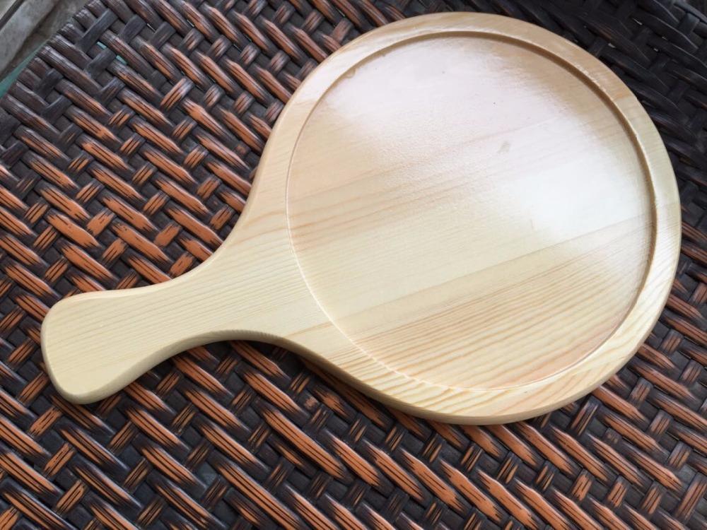 "20pcs 10"" pizza pan/ pizza pine wood plates 6"" to 13""(China (Mainland))"